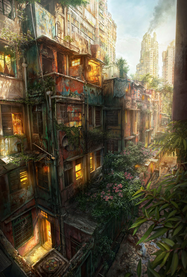 urban_jungle_by_jonasdero-d36w8nc