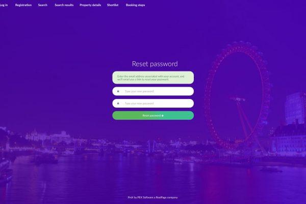 pmx-booking-processReset password